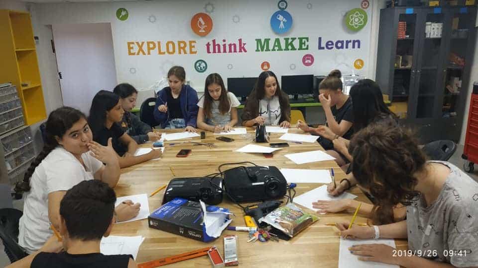 כלי: מרחבי בחירה בלמידה | בית הספר הפתוח ״השיטה״, רחובות