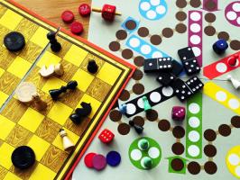 משחקי-לוח